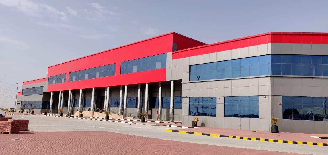 admin building in Sharjah