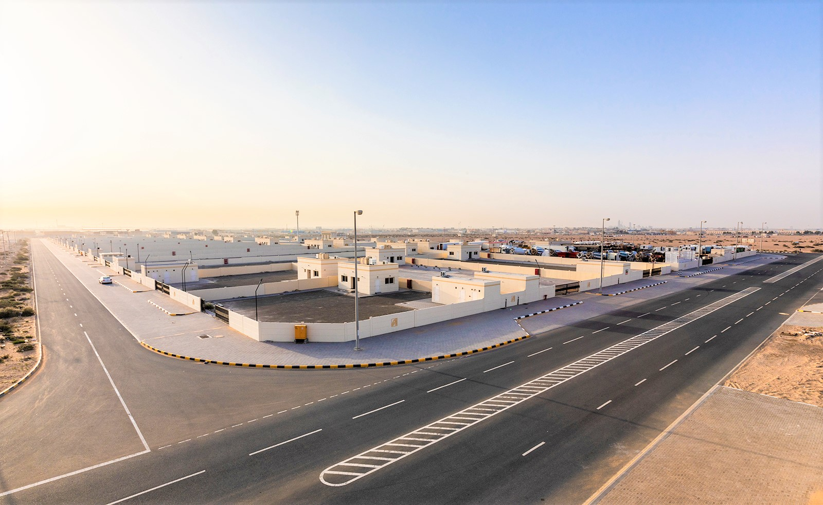 Open Yards in Sharjah