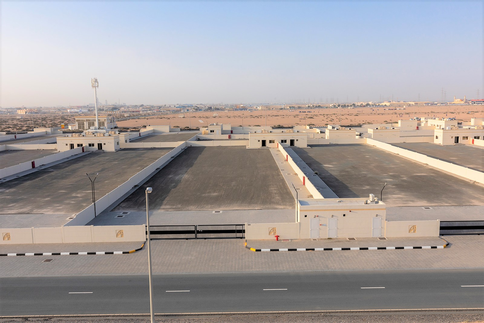 Emirates Industrial for Cities Open Yards for Sale in UAE