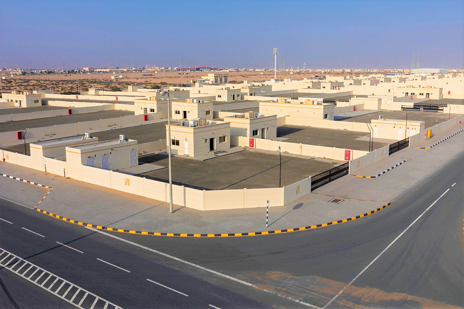 Emirates Industrial for Cities Open Yards for Sale in Sharjah