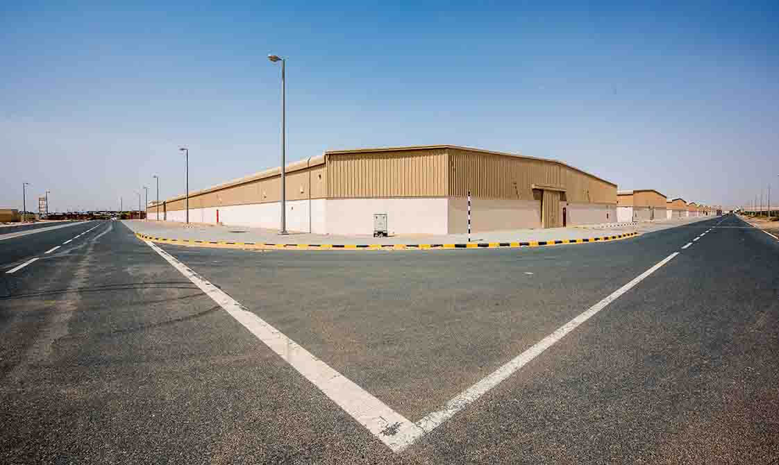 eic-storage space for rent in sharjah uae