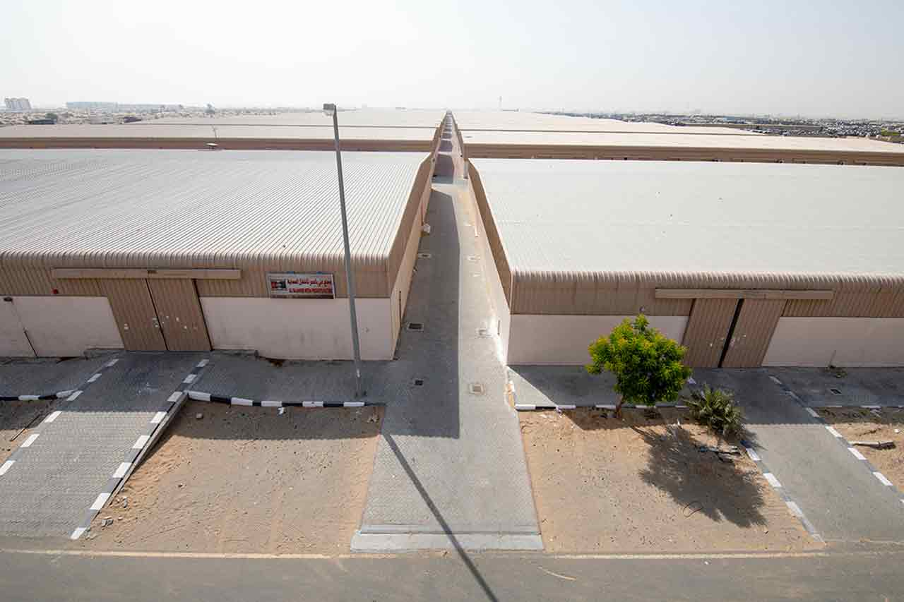 eic-warehouse for rent in sharjah for traders