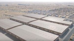 Emirates Industrial for Cities Warehouses in UAE