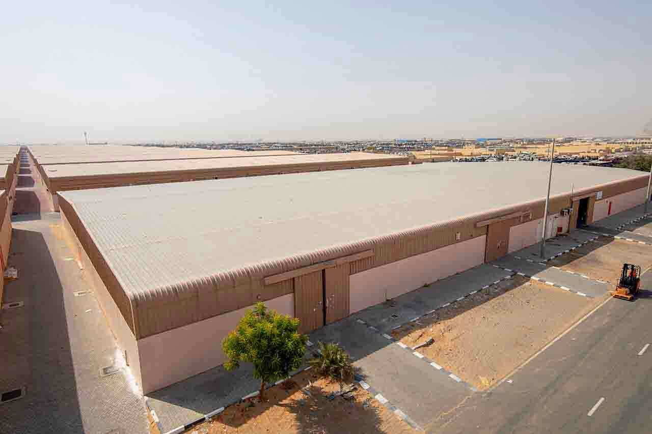 warehouse for rent for traders in sharjah