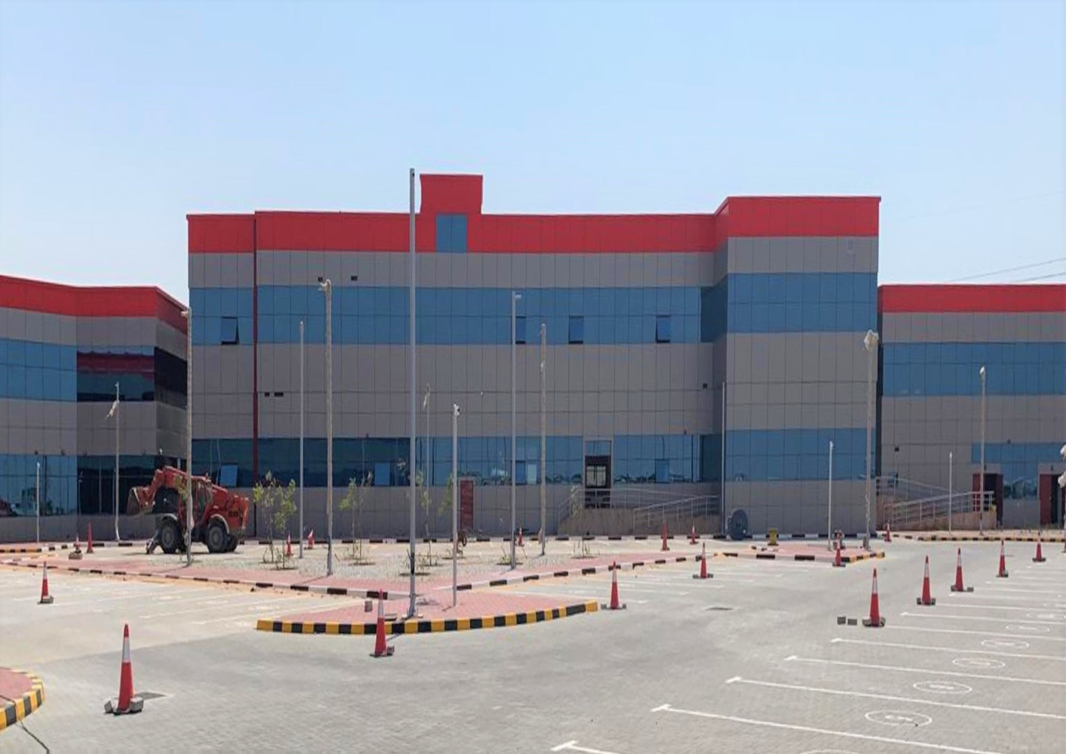 Emirates Industrial for Cities Industrial Plots in Sharjah